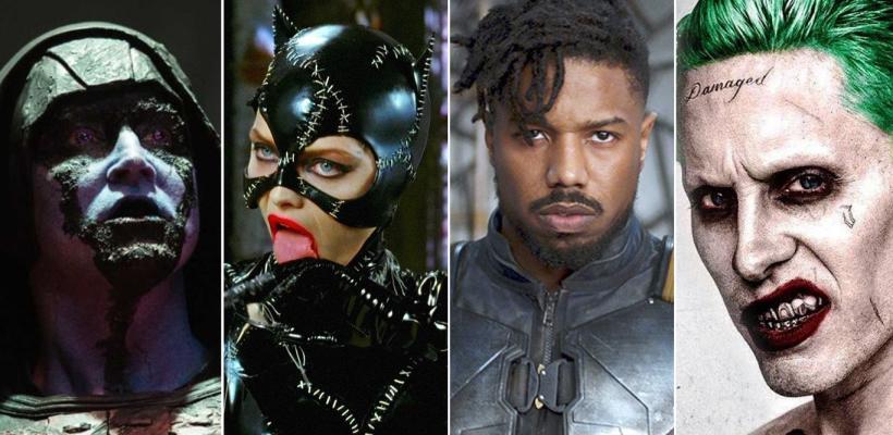 Mejores y peores adaptaciones de villanos en películas de superhéroes