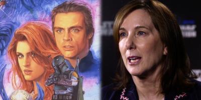 Star Wars: Kathleen Kennedy sugiere que fue un error ignorar todo el Universo Expandido