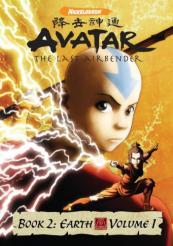 Avatar: la leyenda de Aang: Libro 2