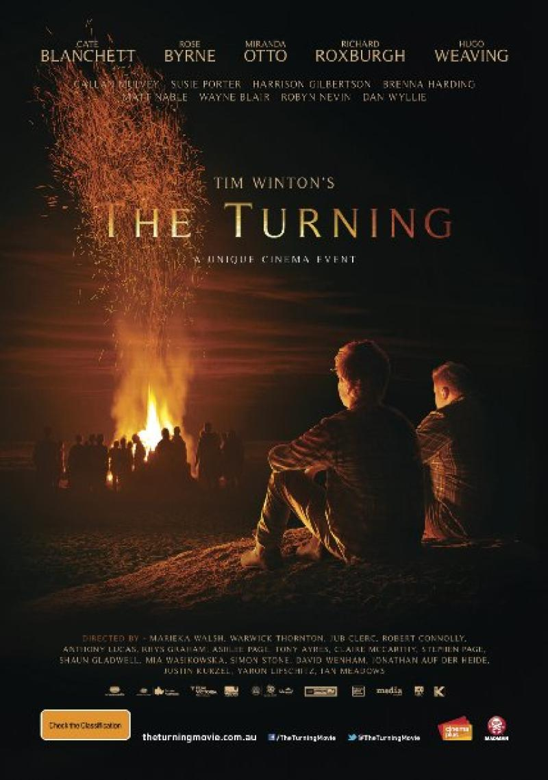 Póster oficial de The Turning (2013).