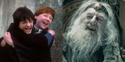 Netflix comete error garrafal al compartir encuesta de Harry Potter vs. El Señor de los Anillos