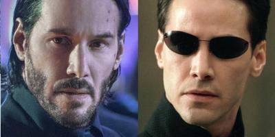 Keanu Reeves responde sobre quién ganaría un pelea entre Neo y John Wick