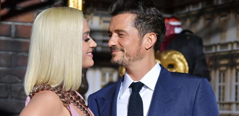 Katy Perry y Orlando Bloom anuncian el nacimiento de su primera bebé