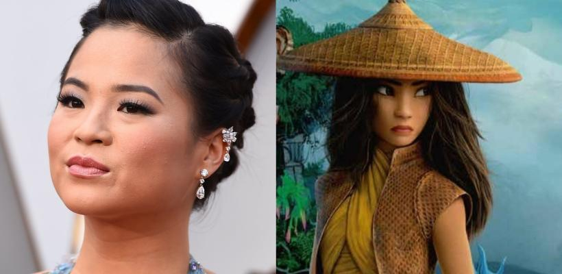 Raya and the Last Dragon: Kelly Marie Tran será la primera actriz del sudeste asiático en protagonizar una película animada de Disney