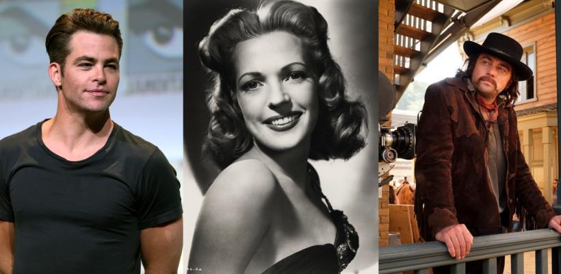 Chris Pine revela que Tarantino incluyó a su abuela en Once Upon a Time in Hollywood
