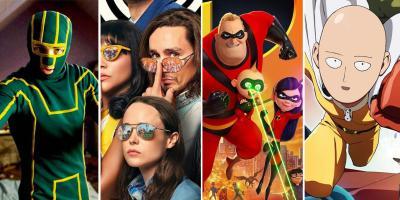 Mejores películas y series de superhéroes de la última década que no son de Marvel ni de DC Comics