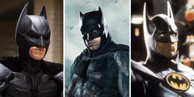 Ben Affleck es elegido el mejor Batman de la historia por los fanáticos