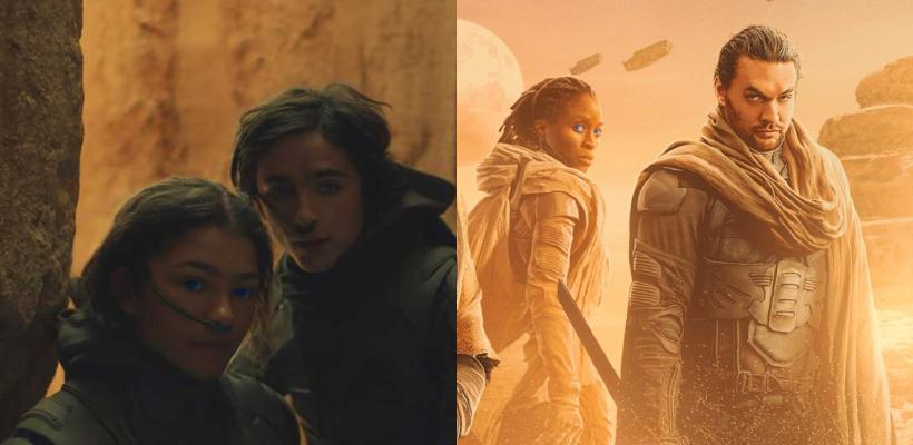 Dune: Lanzan increíbles portadas de la película y nuevas imágenes de los protagonistas