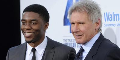 Harrison Ford recuerda a Chadwick Boseman: fue tan heroico como los personajes que interpretó
