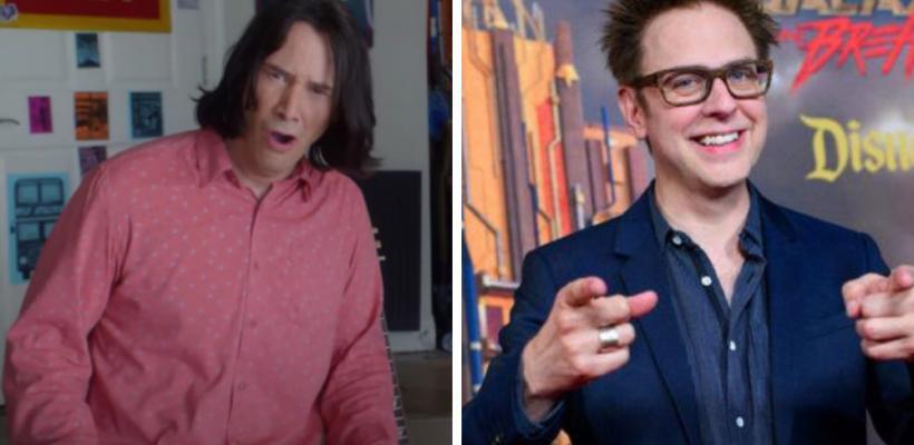 Bill & Ted Face the Music: James Gunn alaba la película