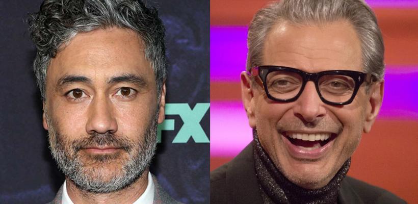 Jeff Goldblum podría sumarse a la nueva película de Star Wars dirigida por Taika Waititi