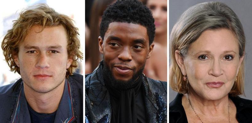 Muertes repentinas de actores en franquicias famosas