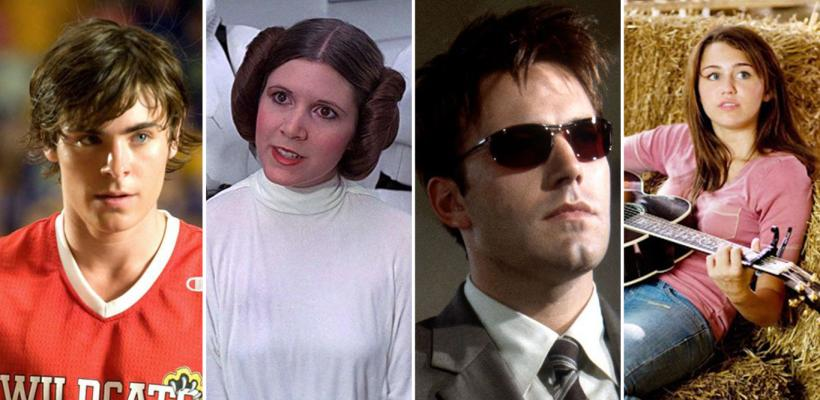 Actores de cine y televisión que reniegan de sus papeles más famosos