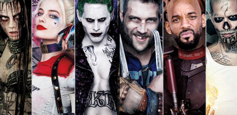 Actores del Arrowverse, del Snyder Cut y del videojuego Arkham Origins piden el Ayer Cut de Escuadrón Suicida