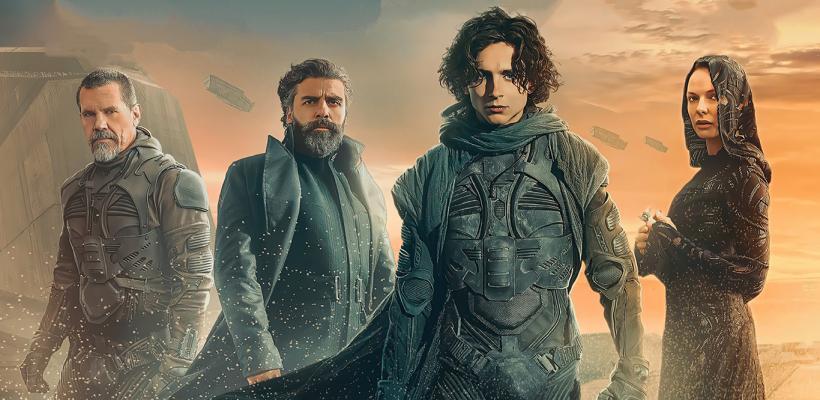 Dune, el filme de Denis Villeneuve, lanza su espectacular primer  tráiler