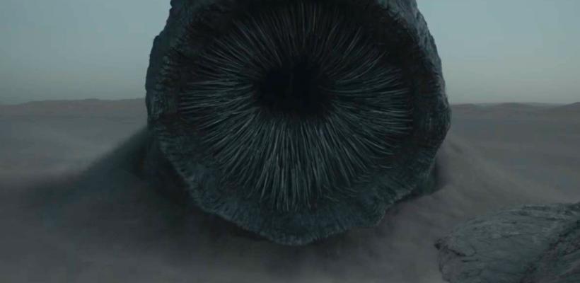 Dune: El gusano de arena se roba la atención de los fans luego del lanzamiento del primer tráiler