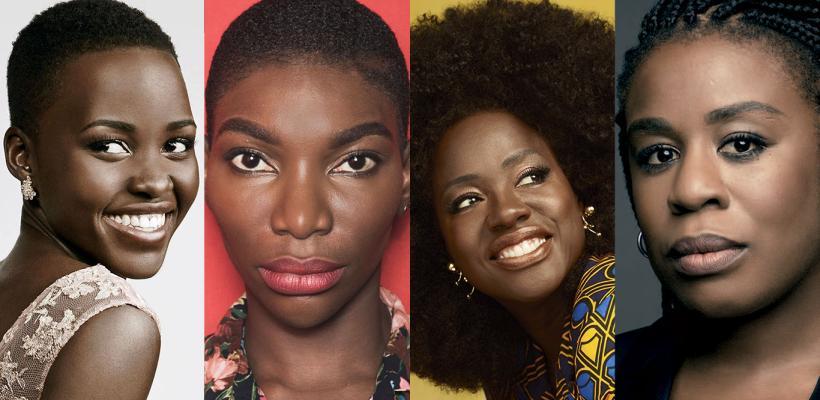 Las mejores actrices negras del cine y la televisión de la última década