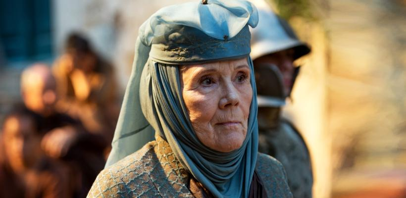 Fallece Diana Rigg, actriz de James Bond y Game of Thrones