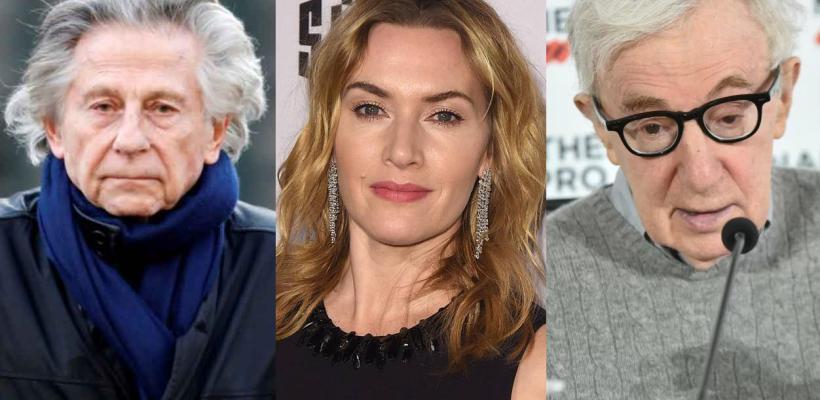 Kate Winslet reniega de Woody Allen y Roman Polanski: me arrepiento de trabajar con ellos