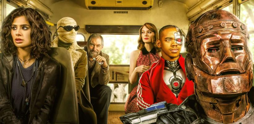 DC FanDome: Explore the Multiverse | Tercera temporada de Doom Patrol llegará a HBO Max
