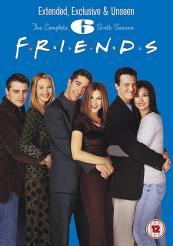 Ross abraza a Rachel