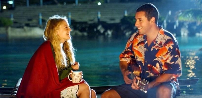 Adam Sandler y Drew Barrymore lanzan cortometraje secuela de Como si fuera la primera vez
