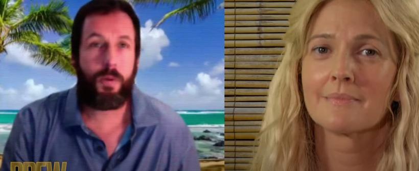 Reboot de Como si Fuera la Primera Vez con Adam Sandler y Drew Barrymore