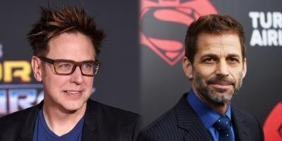 James Gunn dice que le agrada Zack Snyder y lo invita al set de Guardianes de la Galaxia Vol. 3