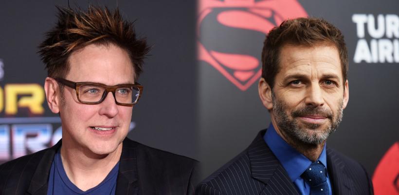 James Gunn dice que le agrada Zack Snyder y lo invita al set de Guardianes de la Galaxia Vol. 3