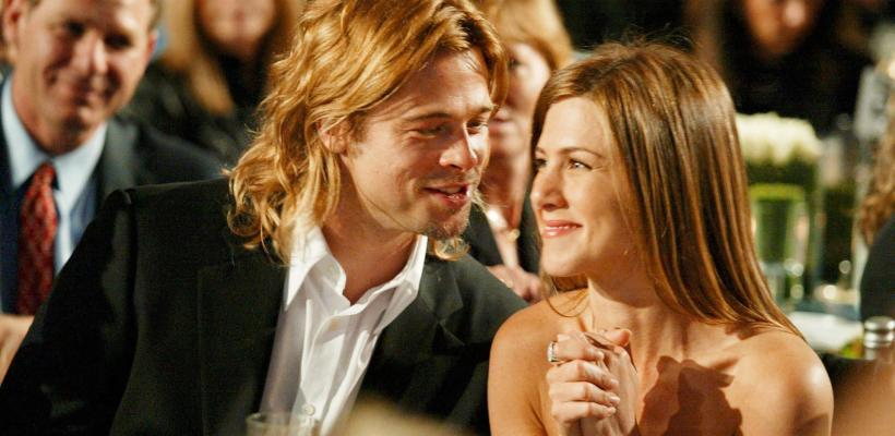 Fans enloquecen con el sexy reencuentro virtual de Brad Pitt y Jennifer Aniston