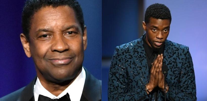 Denzel Washington recuerda con mucho cariño a Chadwick Boseman