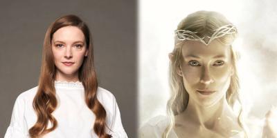 El Señor de los Anillos: Actriz de Galadriel dice que la serie será tan grande como Marvel