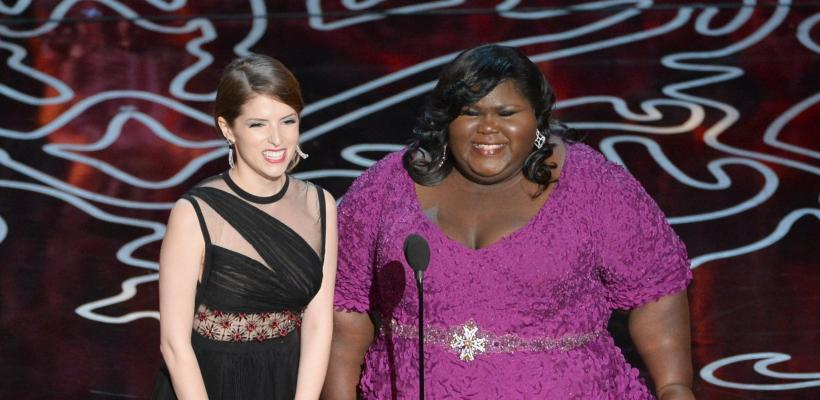Gabourey Sidibe asegura que Hollywood no le abrió las puertas como lo hizo con Anna Kendrick
