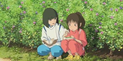 Studio Ghibli liberó imágenes en alta resolución de ocho de sus películas