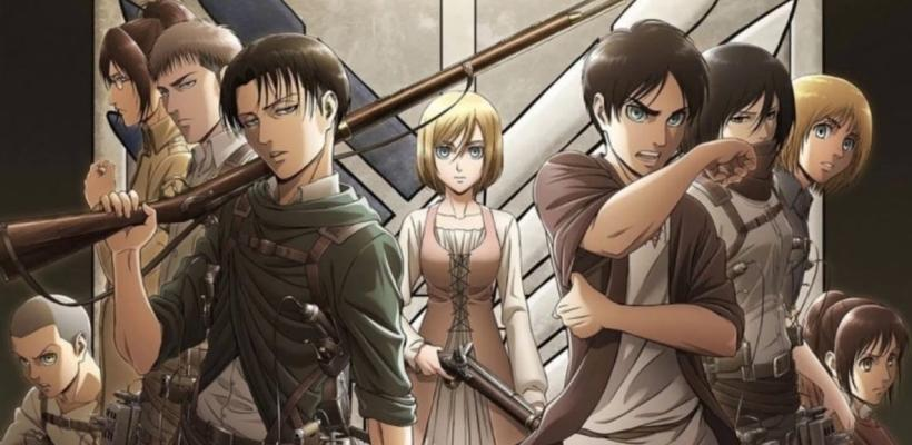 Attack on Titan presenta espectacular tráiler de la cuarta temporada