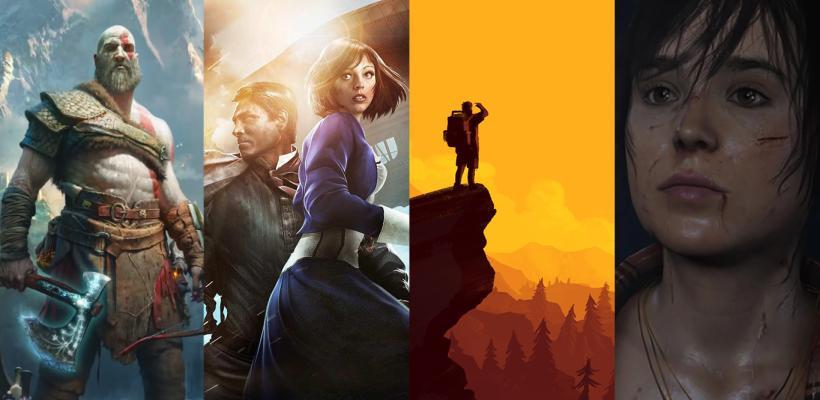 10 videojuegos que parecen películas