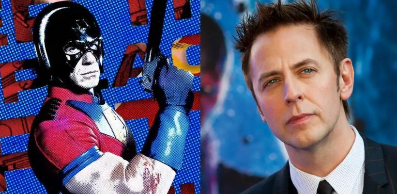 The Suicide Squad: James Gunn prepara serie de Peacemaker para HBO con John Cena