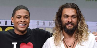 En Warner Bros. no pueden creer que Jason Momoa apoye a Ray Fisher contra Joss Whedon