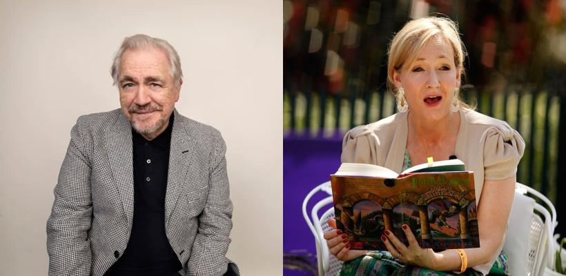 Brian Cox, actor de X-Men y Troya, defiende a J.K. Rowling y su postura anti-trans