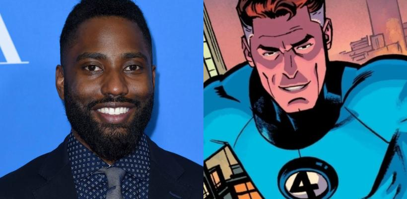 John David Washington quiere ser Reed Richards/Mr. Fantástico en el MCU