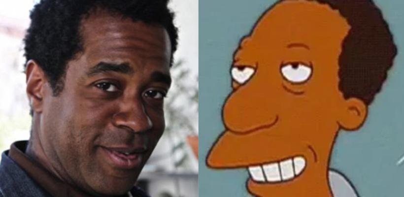 Los Simpson: Alex Désert reemplaza a Hank Azaria como la voz de Carl Carlson