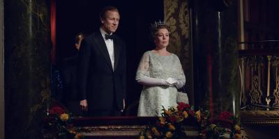 The Crown: Se revelan nuevas imágenes que muestran a Margaret Thatcher y a la Princesa Diana