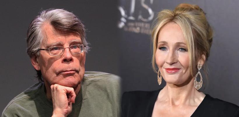 Stephen King elogia la nueva novela de J.K. Rowling y dice que es una narradora talentosa