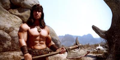 Netflix está desarrollando serie live-action de Conan, el Bárbaro