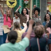 The Glorias (2020)
