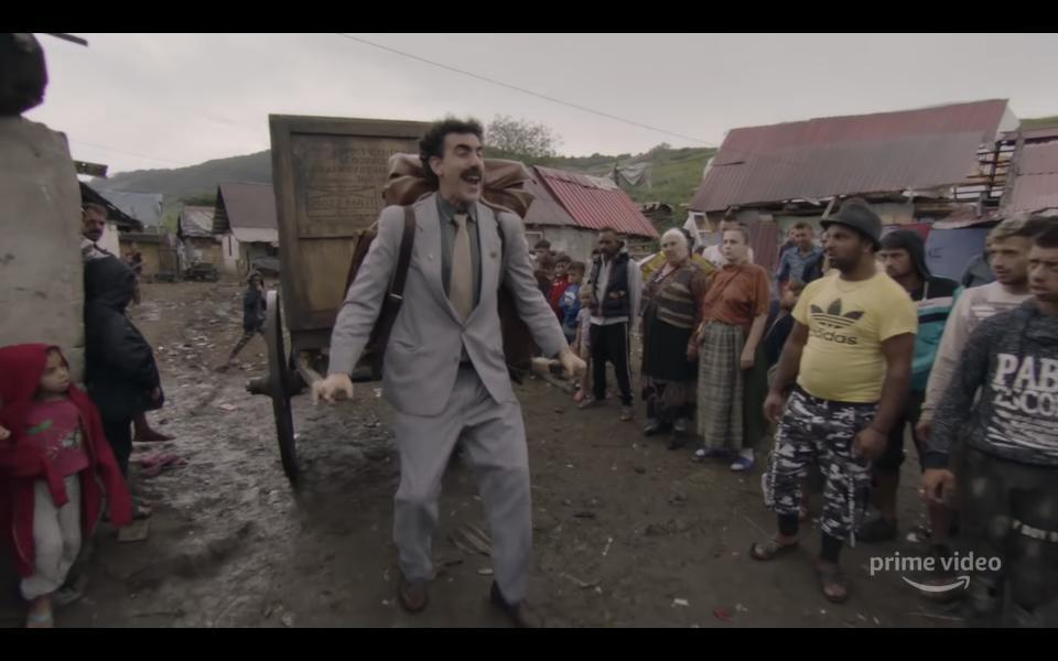 Borat: Subsequent Moviefilm  (2020)