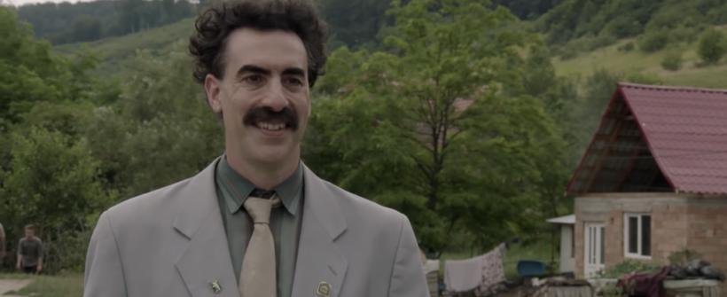 Borat: Subsequent Moviefilm | Tráiler oficial