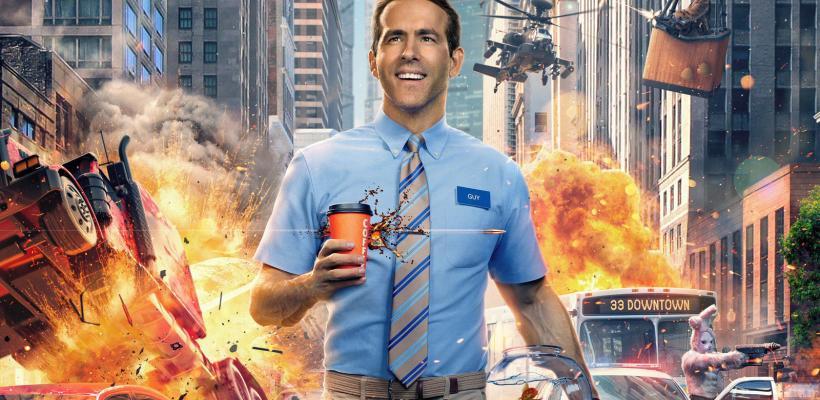 Free Guy: Ryan Reynolds se convierte en héroe de videojuegos en el nuevo tráiler
