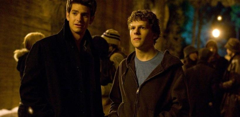 David Fincher hizo que Andrew Garfield insultara a Jesse Einserberg mientras filmaban Red Social