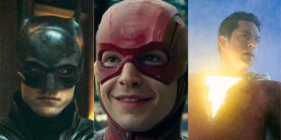 Nuevo calendario de estreno de las películas de DC